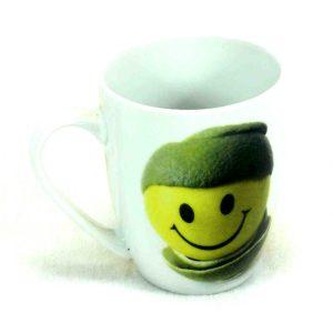 Ein Becher für Dich, Der Porzellanbecher mit Poesie, Du hast das schönste Lachen der Welt