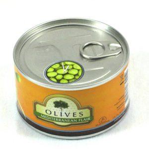 Dosenuhr Design Oliven