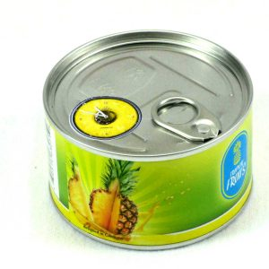 Dosenuhr Design Ananas